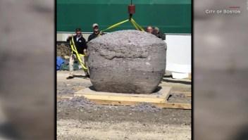 Queman una pelota de pelusa de 300 kg