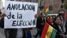 Bolivia: Dos muertos en enfrentamientos tras las elecciones