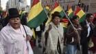 Senador de Bolivia denuncia delito electoral