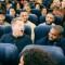 "Kanye West con James Corden en ""Airpool Karaoke"""