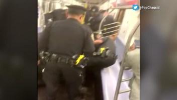 Indignación por aparente uso excesivo de fuerza policial en Nueva York