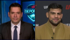 UFC 244: El latino Kelvin Gastelum y su emoción por pelear en el Madison Square Garden
