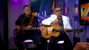 """Luis Enrique y C4 Trío presentan el álbum  """"Tiempo  al tiempo"""""""