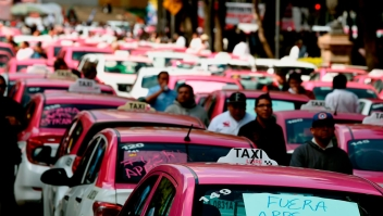 Guardia Nacional no controlará a Uber o Cabify