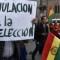 ¿Se recontarán los votos en Bolivia?