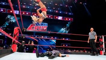 La WWE anuncia primer combate de mujeres en Arabia Saudita
