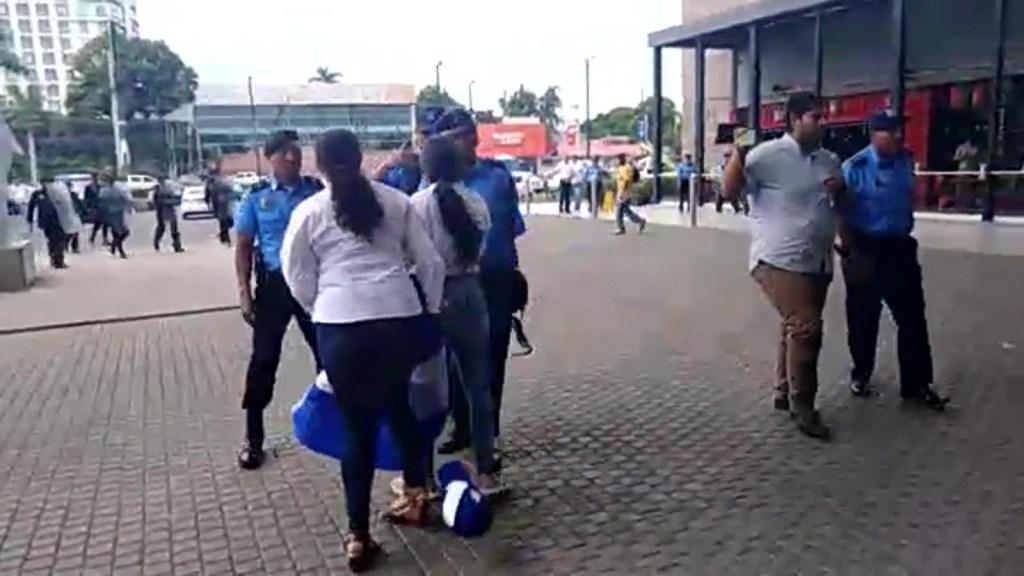 Nicaragua: Fuertes denuncias contra la policía