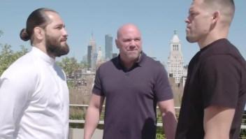 Nate Díaz vs. Jorge Masvidal: Lo que debes saber del combate estelar del UFC 244