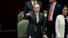 """México: diputados piden a Durazo """"seguridad sin pretextos"""""""