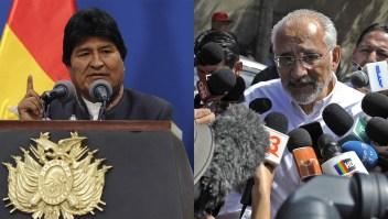 Esto dijeron Morales y Mesa de los manifestantes muertos
