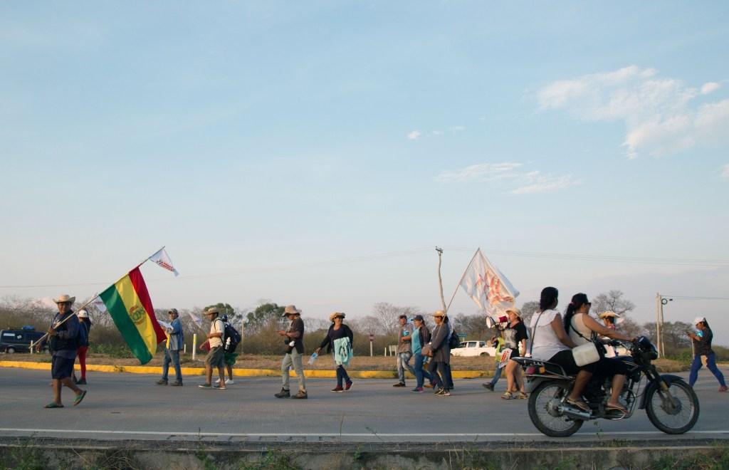 bolivia incendios