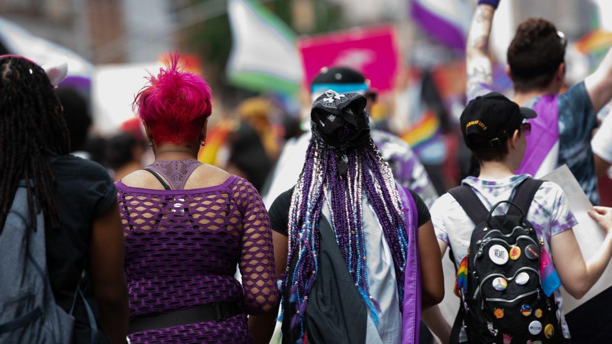 Qué significa ser asexual? La asexualidad no es celibato o abstinencia.  Esto es lo que es, y no es | CNN