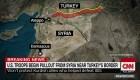 EE.UU. retira tropas de Siria cerca de la frontera con Turquía