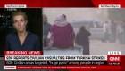 SDF informa de víctimas civiles tras la ofensiva turca