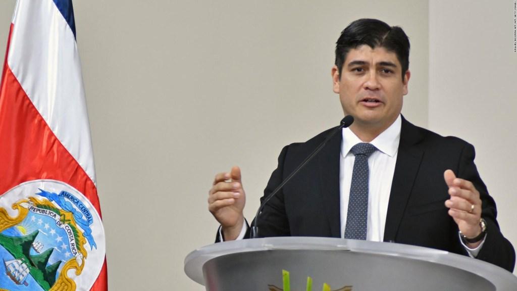 Costa Rica defiende la paz y respeto constitucional boliviano