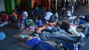Centroamérica busca reducir la migración de menores