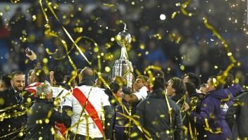 El historial de River Plate en la Copa Libertadores