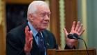 Jimmy Carter se recupera de una cirugía cerebral