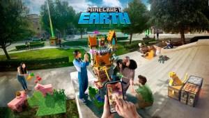 Minecraft quiere sumarse al éxito de Pokémon Go