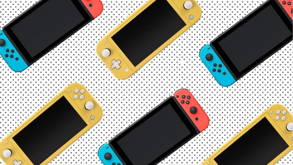 rebajas en Switch y Switch Lite