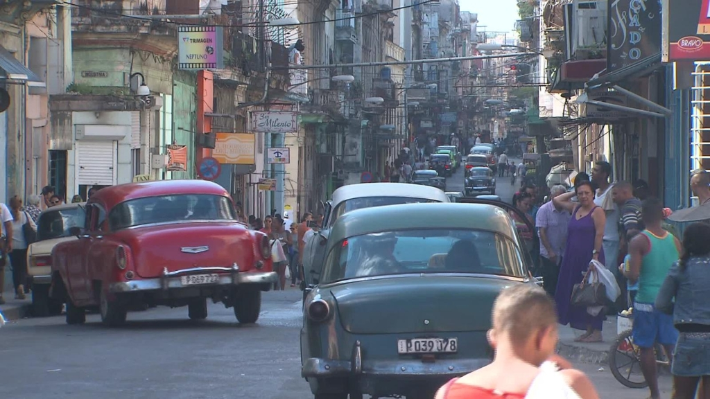 Communism has deteriorated and created decadence in Cuba