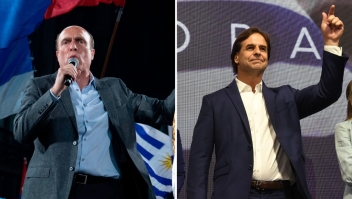 Uruguay elige presidente en jornada tranquila