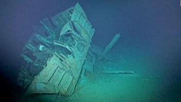 Estos restos de un barco son los más profundos jamás encontrados