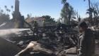 Bomberos contienen 50% de incendio en San Bernardino