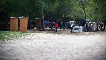 Empeoran las condiciones en la frontera de EE.UU.-México