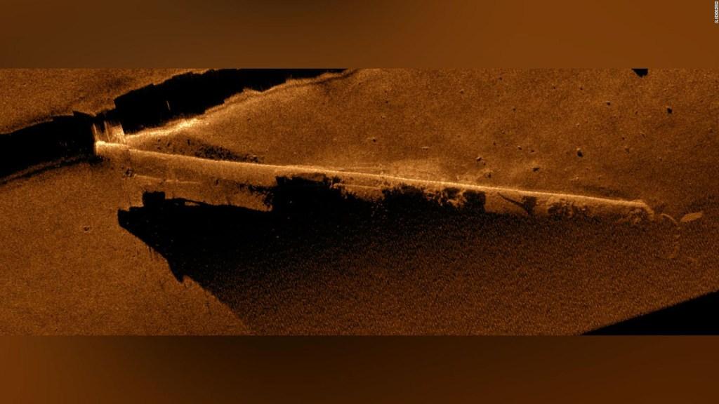 Hallan submarino que desapareció durante la Segunda Guerra Mundial