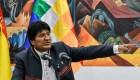 Opositores piden la renuncia de Morales
