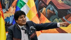 Bolivia, se profundiza el conflicto