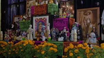 Así se celebra el Día de Muertos en Los Ángeles