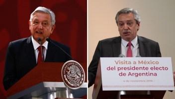 ¿Qué acuerdos buscan México y Argentina?