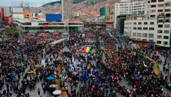 Se agudiza la violencia en Bolivia