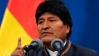 Evo Morales renuncia a la presidencia