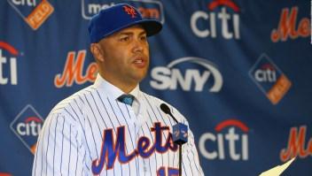 Carlos Beltrán, nuevo mánager de los Mets