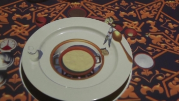 """""""Le Petit Chef"""", fusión entre la tecnología y la comida"""