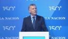 Macri: Pudimos combatir la corrupción