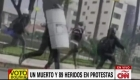 Se desborda la violencia en Cochabamba, Bolivia