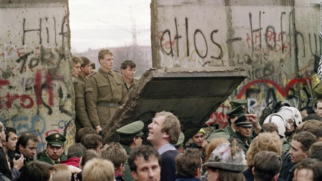 A 30 años de la caída del Muro de Berlín, lo que hay que saber