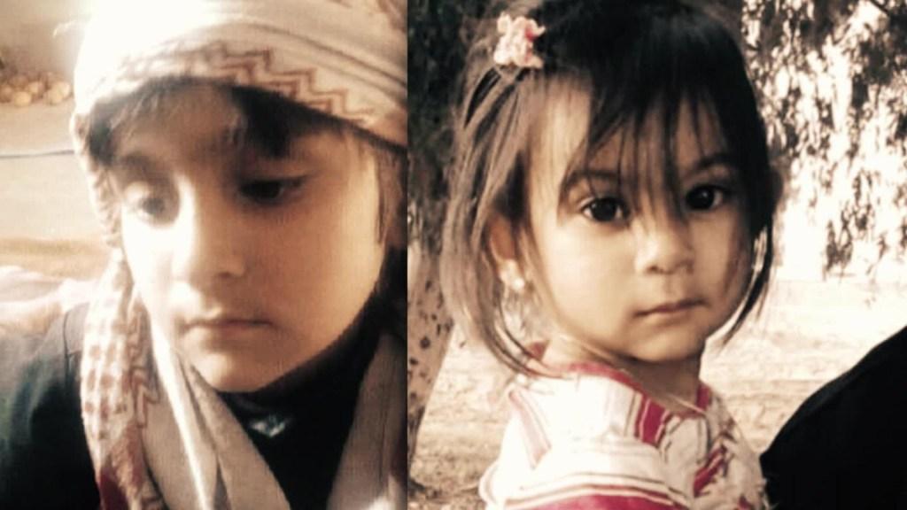 Agonizante búsqueda de sus hijos en Siria acaba de empeorar