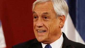 Piñera propone una ley antisaqueos con duras sanciones