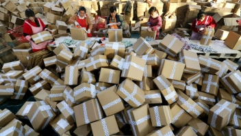Alibaba se prepara para su versión del ciberlunes