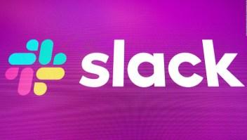 Caída histórica de las acciones de Slack