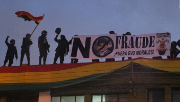 Bolivia: ¿se están revelando algunos policías contra la presidencia de Evo Morales?
