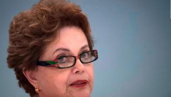 Dilma Rousseff habló sobre la liberación de Lula