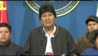 Morales: Todos tenemos la obligación de pacificar Bolivia