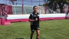 La mejor jugadora del fútbol venezolano brilla hoy en Argentina