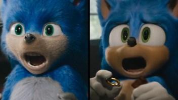 Sonic rediseñado... ahora con menos dientes